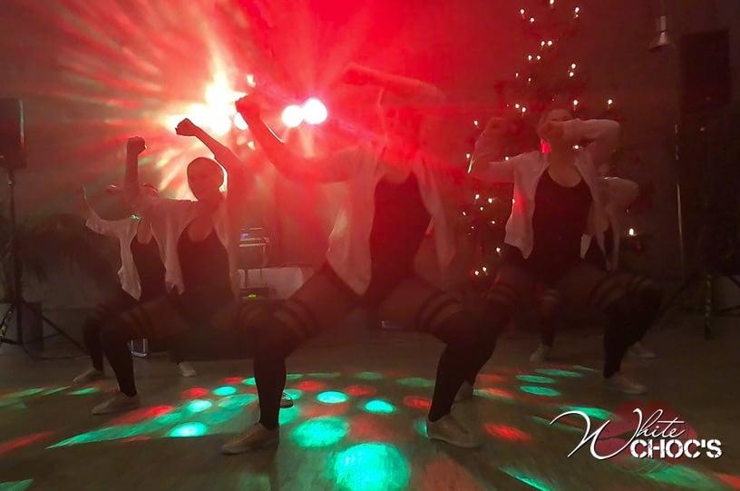 Weihnachtsfeier Erfurt.Galerie Weihnachtsfeier Asb White Choc S Tanzgruppe